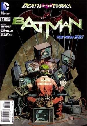 Batman (2011-2016)#14B