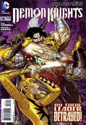 Demon Knights (2011-2013)#14