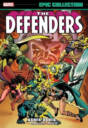 Defenders Epic Collection#TP Vol 7