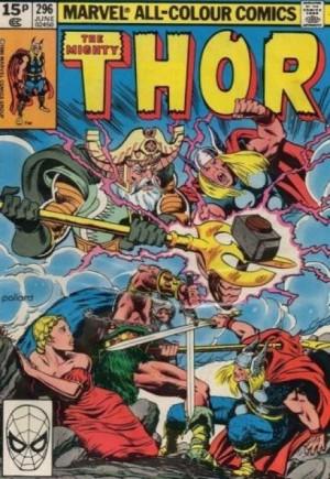 Thor (1966-1996)#296C