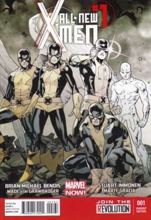 All-New X-Men (2013-2015) #1F