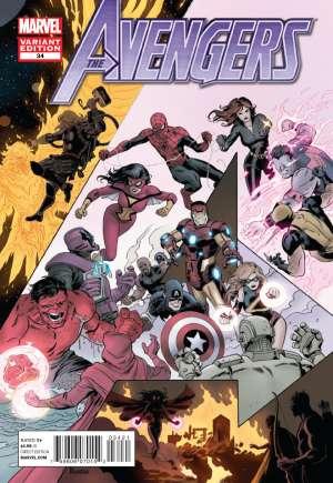 Avengers (2010-2012)#34B