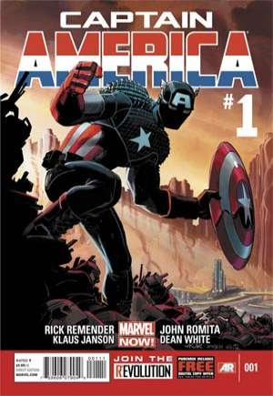 Captain America (2012-2014)#1A