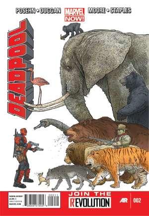 Deadpool (2012-2015)#2A