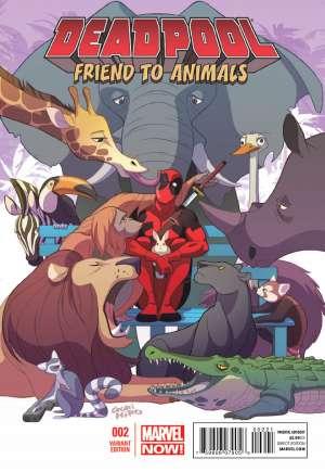 Deadpool (2012-2015)#2B