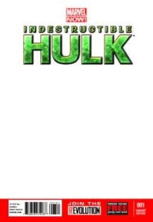 Indestructible Hulk (2013-2014)#1H