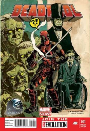 Deadpool (2012-2015)#1G