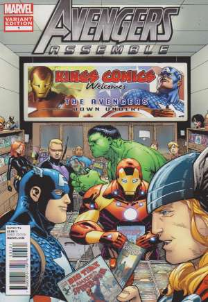 Avengers Assemble (2012-2014)#1GH