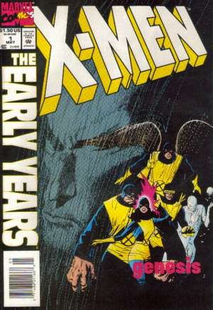 X-Men: The Early Years (1994-1995)#1A
