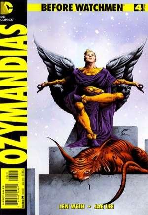 Before Watchmen: Ozymandias#4A