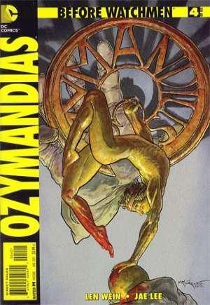 Before Watchmen: Ozymandias#4B