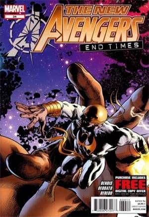 New Avengers (2010-2013)#34A