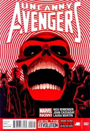 Uncanny Avengers (2012-2014)#2A