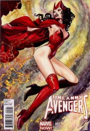 Uncanny Avengers (2012-2014)#2B