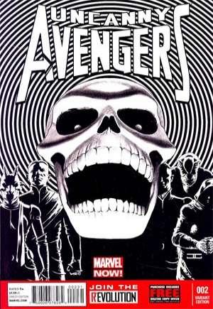 Uncanny Avengers (2012-2014)#2C
