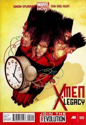 X-Men: Legacy (2013-2014)#2A