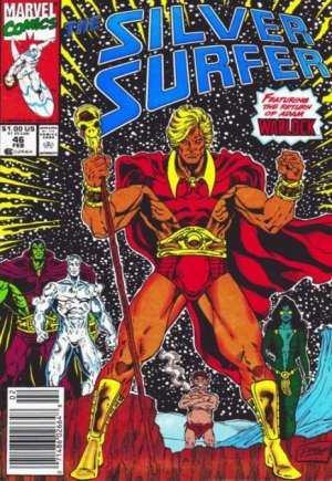 Silver Surfer (1987-1998) #46A