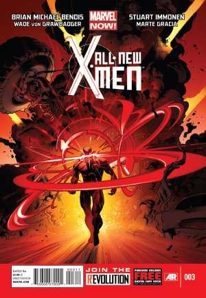 All-New X-Men (2013-2015)#3A