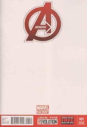 Avengers (2012-2015)#1B