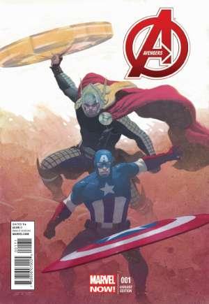 Avengers (2012-2015)#1G