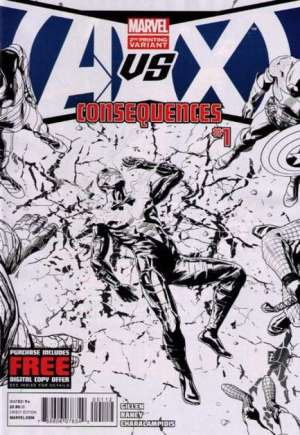 AvX: Consequences #1C