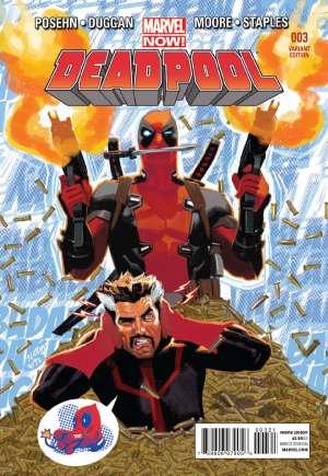Deadpool (2012-2015)#3B