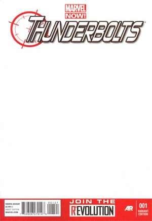 Thunderbolts (2012-2014)#1B