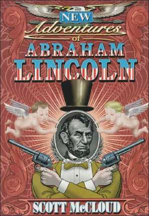 New Adventures of Abraham Lincoln#GN