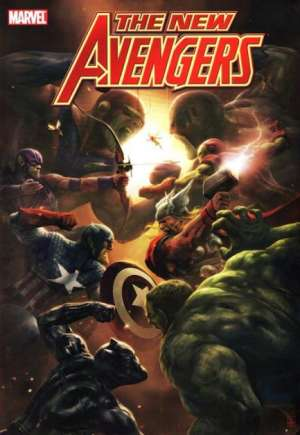 New Avengers: Deluxe Edition (2007-2011)#HC Vol 5