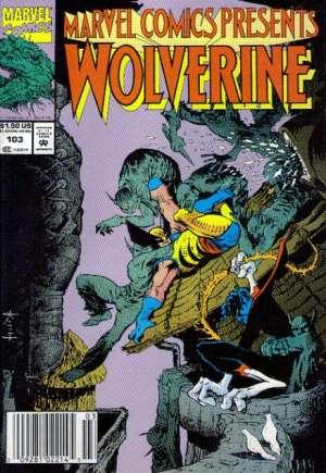Marvel Comics Presents (1988-1995)#103A
