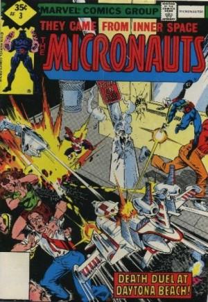 Micronauts (1979-1984)#3B