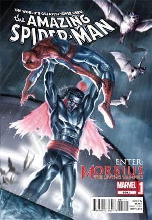 Amazing Spider-Man (1999-2014)#699.1A