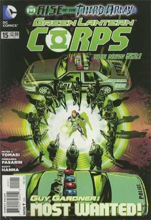 Green Lantern Corps (2011-2015)#15A