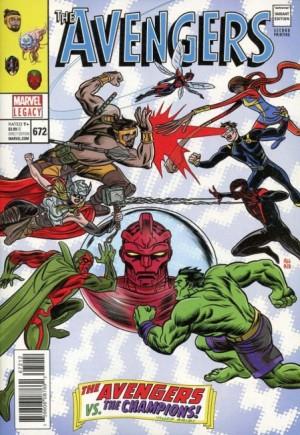Avengers (2017-2018)#672F