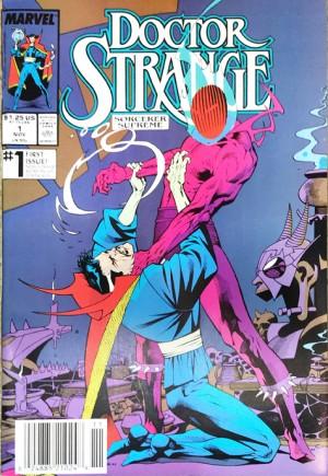 Doctor Strange, Sorcerer Supreme (1988-1996)#1A