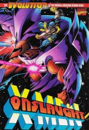 Onslaught: X-Men (1996)#1B