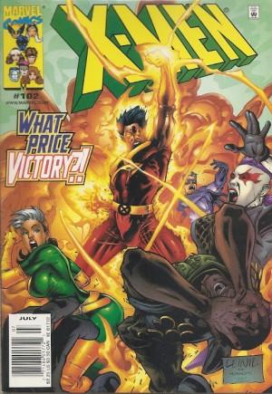 X-Men (1991-2001, 2004-2008)#102A