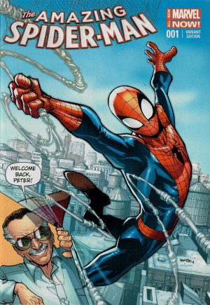 Amazing Spider-Man (2014-2015) #1ZZ