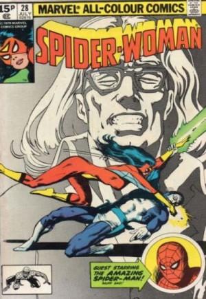 Spider-Woman (1978-1983)#28C