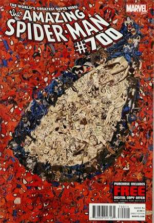 Amazing Spider-Man (1999-2014) #700A