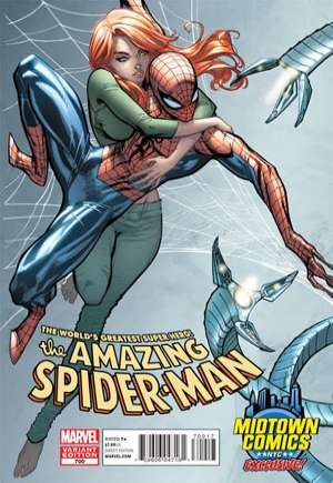 Amazing Spider-Man (1999-2014) #700F