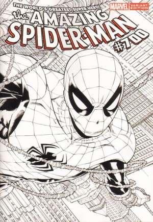 Amazing Spider-Man (1999-2014)#700H