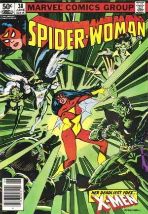 Spider-Woman (1978-1983)#38A