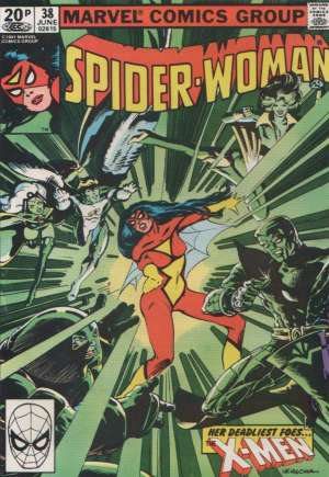 Spider-Woman (1978-1983)#38C