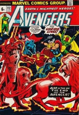 Avengers (1963-1996)#112B
