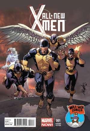All-New X-Men (2013-2015)#1K