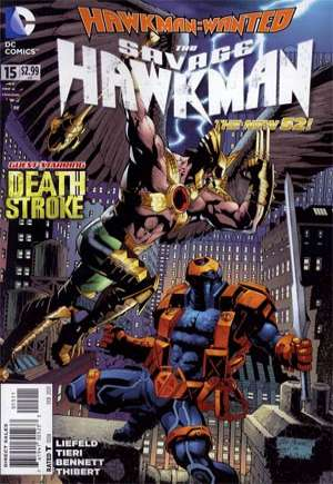 Savage Hawkman (2011-2013)#15