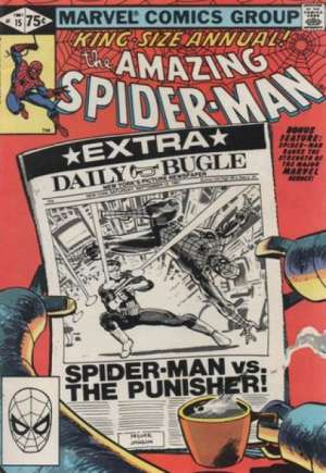 Amazing Spider-Man (1963-1998)#Annual 15B