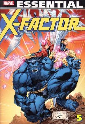 Essential X-Factor (2005-Present)#TP Vol 5