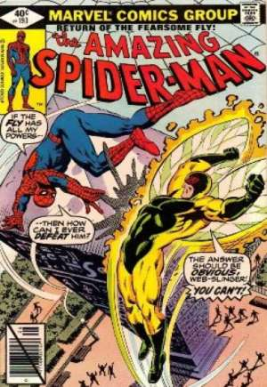 Amazing Spider-Man (1963-1998) #193B